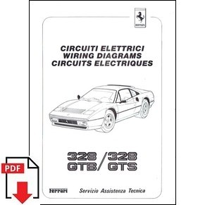 ferrari wiring diagrams