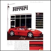 Les Ferrari V8 versions originales / Keith Bluemel / J.R. Piccard